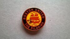 Non League Enamel Football Pin Badge. BOSTON UNITED FC.