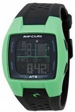 Rip Curl Trestles Oceansearch Tide Watch - Fluro Green - New
