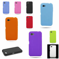 Soft Slip On Gel Skin Cover For HTC First Flexible Silicone Phone Case