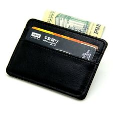 BD Card Holder Slim Bank Credit Card ID Card Holder Case Bag Wallet Holder Money