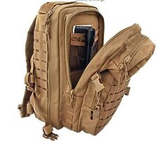 Tactical Backpack Hiking Military Assault Pack Camping Outdoor Gear Bag Rucksack