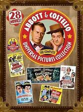 Abbott & Costello  The Complete Universal Pictures Collection DVD Set 2014 NEW