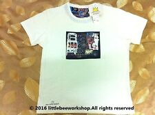 UNIQLO MEN JEAN-MICHEL BASQUIAT TAR ART LIMITED Short Sleeve T-Shirt*New*SOLDOUT