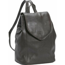 Leatherbay Small Leather Backpack 2 Colors Backpack Handbag NEW
