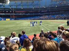 2 Tickets Toronto Blue Jays NY New York Yankees Rogers Centre 9/26 Section 130A
