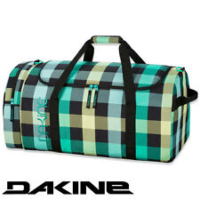 DAKINE EQ BAG DUFFLE PIPPA 31L travel gear gym swim luggage holdall chequered