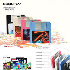 5000mAh External Battery Pack Portable Power Bank Charger for iPad/iPhone/Phones