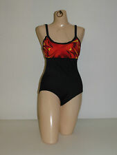 Reebok Womens One-Piece Spaghetti Strap Swimsuit Various Sizes and Colors