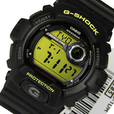 CASIO G-SHOCK WORLD TIME WATCH  G-8900-1D G-8900A-1D G-8900SC-7D G-8900SH-2D