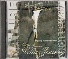 Celtic Relaxation Music CD Nature Sounds Flute Recorder Instrumental Peace Calm