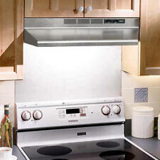 "Signature Hardware 30"" Non Ducted Under Cabinet Range Hood"