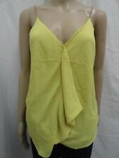 WOMEN'S RACHEL RACHEL ROY JASMINE CHAIN STRAPS V-NECK TOP SZ-M,XL (NWT)