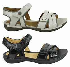 CLARKS UN VASHA WOMENS/LADIES COMFORTABLE LEATHER SANDALS/SHOES