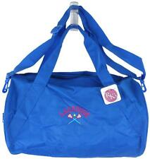 Lacrosse Hot Pink Sticks & Ball Duffel Bag Duffle Gym Tote Monogram Get Blue Now