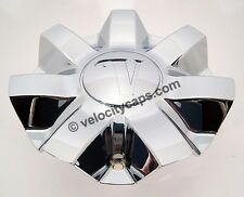 VW725 Velocity Wheel OEM Replacement Center Cap (Multiple sizes)