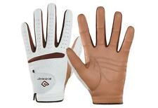 Bionic Relax Grip Golf Glove Caramel Palm  Right Hand Ladies (for LH golfer)