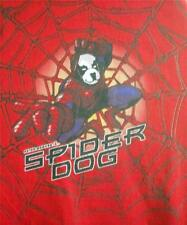 Big Dogs Tee Shirt Peter Barker Spider Dog XL 2X 4X 5X 100% Cotton Deep Red NEW