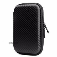 2.5'' Mobile Hard Disk Drive Carry Case Pouch Bag External Protector HDD Black