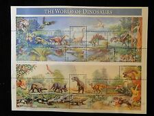Scott #  3136 Dinosaurs  Mint Never Hinged l sheet of 15 free shipping