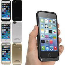 External Battery Backup Charger Case Cover Power Bank For Apple iPhone 6& 6 Plus