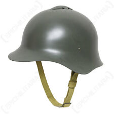 Soviet M36 STEEL KASKA HELMET with LINER Imperial Russian Red Army Military WW2