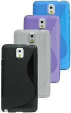 MOBILE PHONE ACCESSORIES Samsung Galaxy Note 3 N9005 SOFT CASE COVER