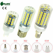 LED Corn Bulb 5050 SMD 5W 9W 13W E26 E27 E12 E14 G9 B22 GU10 High Power Lamp