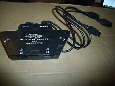 GAMESTER MULTIPLAYER ADAPTER SEGA MEGA DRIVE EX CON 4 PLAYER ACTION BOMBERMAN