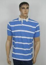 Polo Ralph Lauren Mens polo shirt classic fit stripe rugby shirt size S NEW