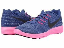 NIKE LUNARTEMPO 2 PURPLE PINK BLUE BLACK WOMENS 2016 RUNNING SHOES  **ALL SIZES