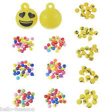 20PCs Mixed Acrylic Pendants Smile Cry Expression Series M12646