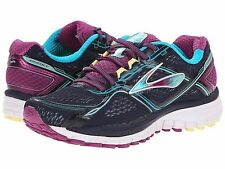 BROOKS GHOST 8 PEACOAT HOLLYHOCK CAPRI BREEZE WOMENS RUNNING SHOES  ** ALL SIZES