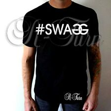 #SWAGG jersey shore dj pauly D swag mtv FUNNY HUMOR HUMOR T shirt