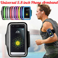 Universal 5.8 inch Phone Armband Gym Running Sport Arm Band Cover For LG G5 Case