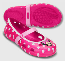 Keeley Minnie Flat Candy Pink Carnation Girls C4 C5 C6 C7 C8 C9 C10 C11 C12 C13