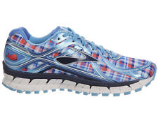 NEW WOMENS BROOKS ADRENALINE GTS 16 RUNNING SHOES TRAINERS BONNIE BLUE / PEACOAT