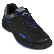 Dexter Ricky III Black/Red Mens Wide Width Bowling Shoes