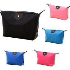 Waterproof Fashion Woman Girls Cosmetic Bags Large Volume Makeup Bag Travel Bag