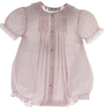 Infant Girls Pink Bubble Outfit - Feltman Brothers