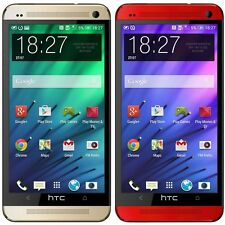 HTC One M7 32GB Unlocked GSM AT&T T-Mobile WIFI Smartphone Android 4G LTE A+++++