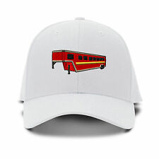 Horse Trailer Embroidery Embroidered Adjustable Hat Baseball Cap