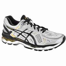 ASICS KAYANO 22 SILVER BLACK GOLD MENS RUNNING SHOES **FREE POST AUST