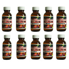 15ml Bottle of Fragrant Burning Oil, Aromatherapy,Exotic Scents,Use w/Oil Burner