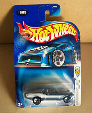 HOT WHEELS 2004 FIRST EDITIONS NOVA 1968 5/100 COLLECTOR 005