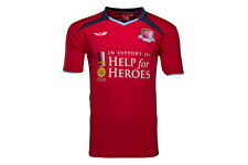 VX-3 Help for Heroes Band of Brothers Away S/S Football Shirt Top Sport Training