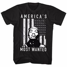 Snoop Dogg America's Most Wanted Offically Licensed Adult T Shirt S-XXL