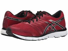 ASICS GEL ZARACA 4 RUBY ONYX SILVER MENS RUNNING SHOES **FREE POST AUSTRALIA