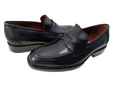Johnston & Murphy Mens Tillman Waterproof Business Casual Penny Loafers Shoes