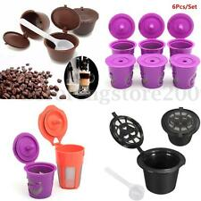 Refillable Reusable Coffee Capsule Pod Filter Cup Set For Keurig coffee maker