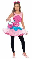 Smiffy's Poppet Tutu Moshi Monsters - Children Girls Party Fancy Dress Costume